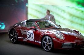 能让车迷们疯狂的车!保时捷911 Targa 4S推经典重现