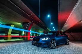 懂潮流、有个性体验BMW 2021款125i M运动曜夜版