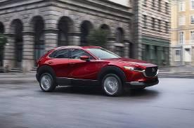 售价相近,产品力更佳!国产马自达CX-30将侵吞CX-3市场