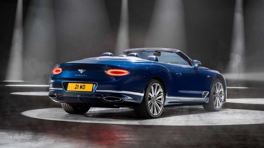 《【华宇平台怎么注册】性能/豪华/优雅的完美结合,欧陆GT Speed敞篷版发布》