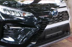 拍到新提的黑白混动SUV姊妹车,你更喜欢哪个?
