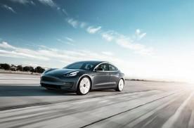 国产特斯拉Model 3售价一降再降,造车新势力真能顶住压力