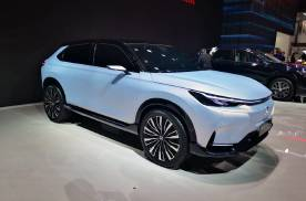 鏖战上海滩:本田加快电动化布局,本田SUV e概念车亮相
