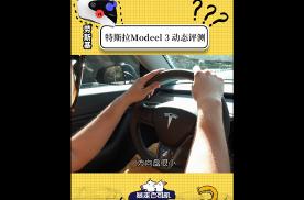 【暴走老司机】特斯拉Model3
