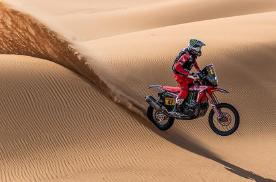 Honda 车队连续两年斩获达喀尔拉力赛摩托车组总冠军