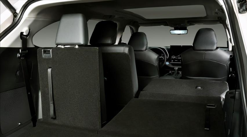 全新汉兰达来了,内外焕然一新,车长超4.9米,加价是必然趋势?