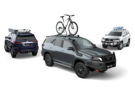 扩大GR车系,性能更强,丰田或将推出三款GR版越野车型