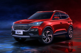 凯翼炫界预售5.39万起,为宜宾工厂首款量产车