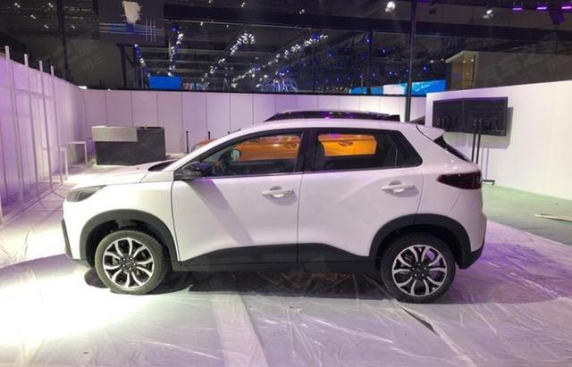 猎豹两款SUV亮相上海车展 全新LOGO+军工品质 是年轻人的菜吗?