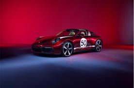 限量992台 保时捷推出全新911 Targa特别版