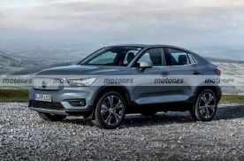 或定位纯电轿跑SUV,沃尔沃3月即将亮相全新纯电车型