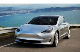 4月同比暴涨1626%,特斯拉领跑韩国电动车销量,市场份额超