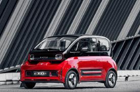 长相呆萌的纯电动微型车怎么样?试驾新宝骏E300Plus