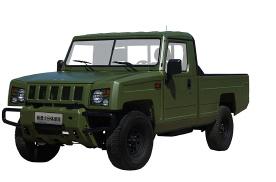 新款BJ 212/勇士皮卡上市 售价8.78万元起