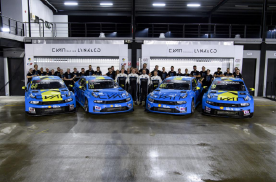 领克车队夺得2019年WTCR房车世界杯年度总冠军