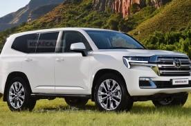 丰田全新陆巡将8月发布,换装V6发动机,或加95号汽油?