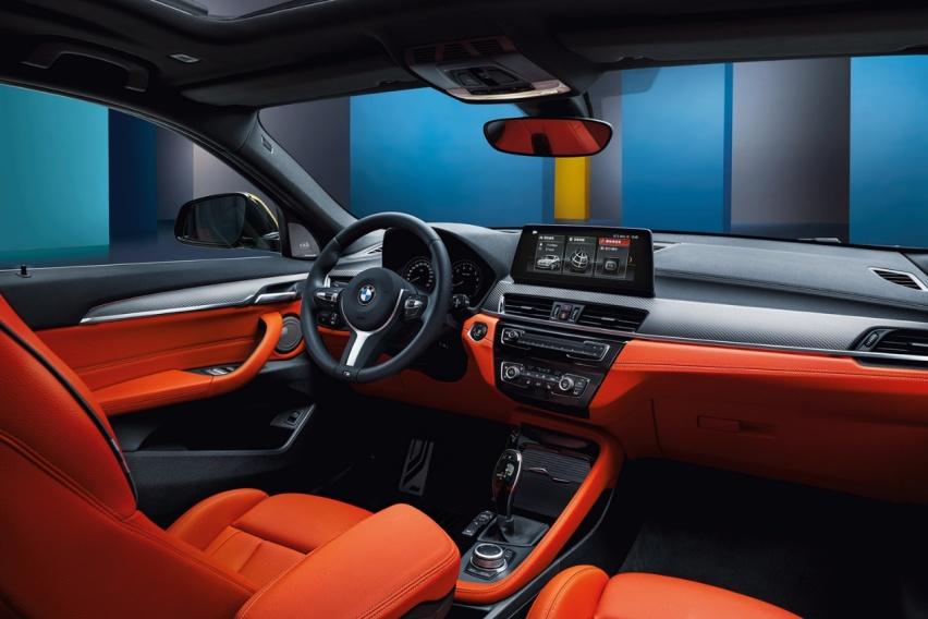 新款宝马X1/X2上市 配置升级 售价26.68万起