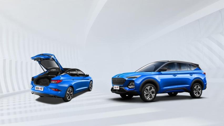 从对标到共标,思皓A5搭载PSC自动泊车系统正式发售