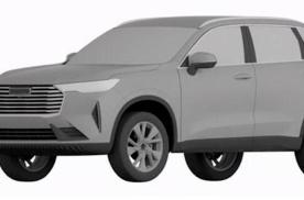 全新哈弗H6轿跑版车型专利图曝光 最快将于年内亮相