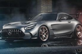 AMG GT黑色系列提供中心锁适配器系统 功率提至790马力