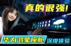 「极果」华为鸿蒙最详细评测:颠覆汽车体验,真的很强!