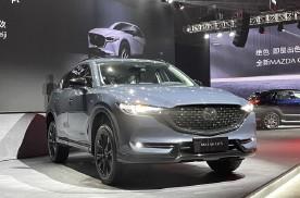 内外全面黑化,起价20.18万元,马自达CX-5黑骑士版上市