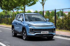 全系1.5T,自动挡顶配不到9万 ,江淮又一款全新SUV上市