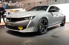 标致508新增运动车型,比宝马M3颜值高,5.2秒破百