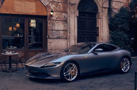 售价238万元,法拉利Roma将于7月23日国内首发