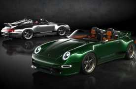 经典设计,强悍性能,冈瑟·韦克斯推911复古改装版