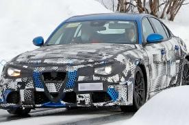 将提供纯电版本车型 玛莎拉蒂GranTurismo谍照曝光