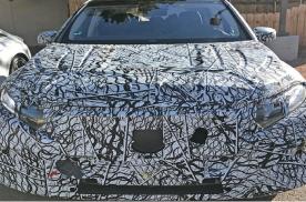 有望2022年上市 奔驰EQS SUV谍照来袭