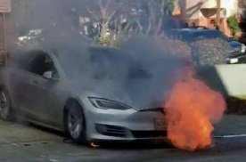 """频频""""踩雷"""",中外电动车安全仍躲不过一块电池?"""