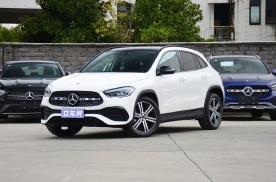 奔驰GLA 3月份销量3847台,德系产品销量排第33名