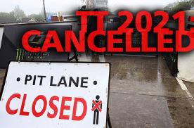 曼岛宣布 2021年TT大赛取消 同时公布2022年时间表