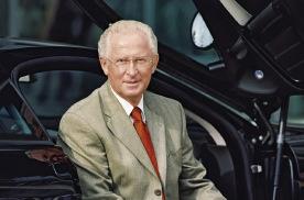 短讯|奔驰前董事会成员Hubbert教授去世 曾是A级之父
