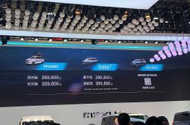 2020北京车展:上汽大通RG20预售26.98万,EUNI