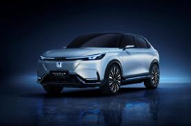 首款Honda品牌纯电车Honda SUV e,皓影锐・混动