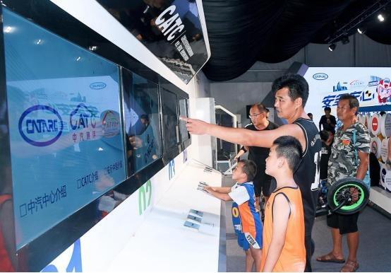 一汽丰田空降2020安行中国天津站!展示五星安全家族实力