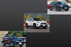 20万出头还是四驱,这3款SUV值得推荐