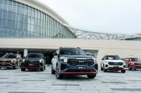 """""""高能氮泵 SUV"""" 智跑 Ace 上市 售价13.98万起"""