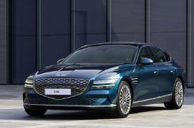 2021上海车展:捷尼赛思G80新车型正式发布