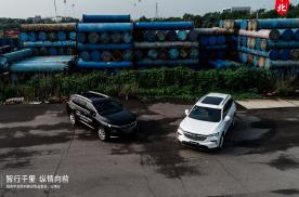 见证中大型SUV的硬实力 别克昂科旗品鉴试驾