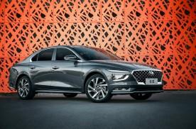 B级车身份A级车价格 全新一代名图预售13.58万起