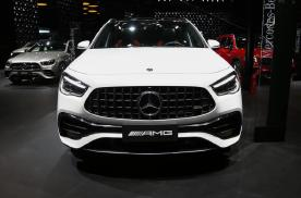 AMG GLA35售43.98万元,50万以内最燃SUV