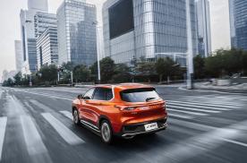 越级+定制?这辆全新的中国品牌SUV太会抖机灵!