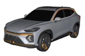 捷途全新SUV专利申报图曝光