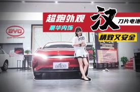 【女巫筛车】中国风电动车,比亚迪汉能抢特斯拉用户吗