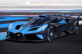 它是从静止加速到时速500公里,最快的车