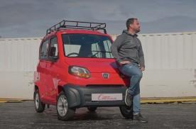 """售价3.4万的印度""""老年代步车"""",猜猜看NCAP碰撞测试成绩"""